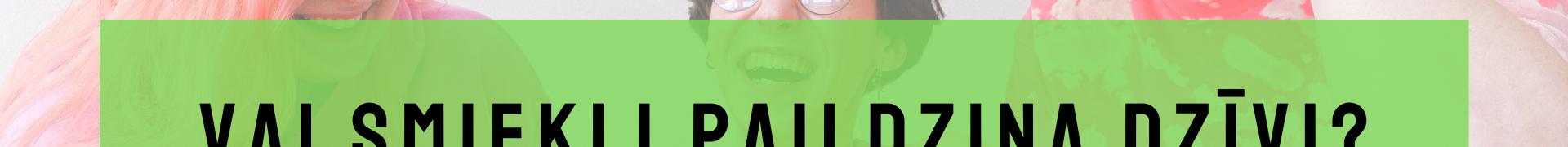 Stilīgs&Veselīgs: Vai smiekli paildzina dzīvi?
